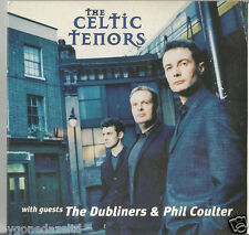 THE CELTIC TENORS - 8 TRACK SUNDAY INDEPENDENT PROMO CD