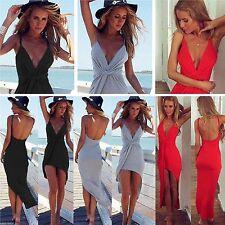 Unbranded Sleeveless Full Length Cocktail Dresses for Women