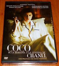 COCO AVANT CHANEL / COCO DE LA REBELDIA A LA LEYENDA DE CHANEL - Precintada