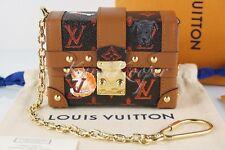 LOUIS VUITTON GRACE CODDINGTON CATOGRAM ESSENTIAL MINI TRUNK CAT DOG KEYCHAN BAG