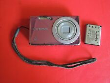 APPAREIL PHOTO NUMERIQUE OLYMPUS CAMEDIA CAMERA FE see pict for condition