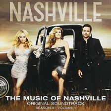 Est/The Music of Nashville season 4,vol.1 CD NUOVO