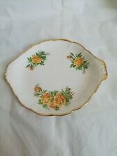 VGC Royal Albert Bone China Tea Rose Serving Plate Tableware Plates Floral