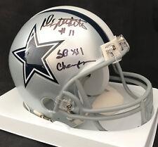 Danny White Dallas Cowboys Mini With Super Bowl XII Champs Inscription