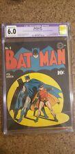 Batman #9 1942 CGC 6.0
