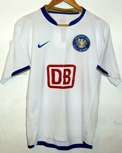 HERTHA BERLIN 2006 AUTHENTIC FOOTBALL SHIRT BY NIKE SMALL JERSEY