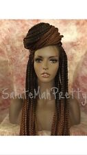 Hand Braided Long Poetic Justice Lace Front Wig With Baby Hair