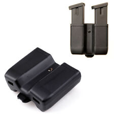 Tactical Double Mag Case Double Stack Military Magazine Pouch/Holster Universal