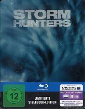 STORM HUNTERS - Limited Edition Steelbook [Blu-ray]  - NEU  in Folie  (502)