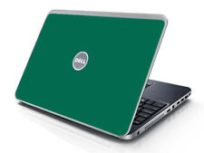 GREEN Vinyl Lid Skin Cover Decal fits Dell Inspiron 15R N5010 Laptop