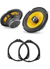 JL Audio C1-650X Altoparlante REAR Aggiornamento Per BMW X5 Mk1 E53 2000-2006