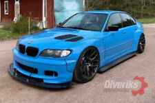 Bmw E46 Touring/Sedan Facelift Pandem Style Wide Arches