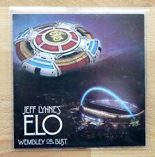 JEFF LYNNE'S ELO WEMBLEY OR BUST XANADU LIVE AT WEMBLEY STADIUM PROMO CD Single