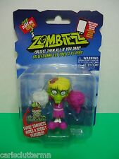 Zombiezz Figure Cindy Innards Series One #163 Zombie Collector Toy NEW 2013 Girl