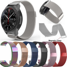Magnetic Stainless Steel Strap Watch Band For Samsung Gear S3 Frontier/Classic