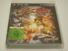 !!! PLAYSTATION PS3 SPIEL Street Fighter X Tekken GUT !!!