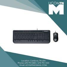 MicrosoftTeclado y Mouse Wired Desktop 600 Español