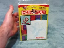 TREND Monopoly Note Pad(50 Sheet)  3 Pack