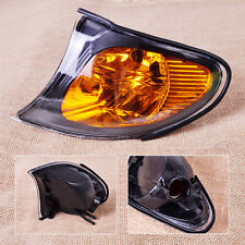 Left Side Turn Signal Corner Light Lamp Amber Lens Fit For BMW E46 325i  330i