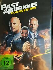 Fast And Furious Hobbs And Shaw Dvd (Gebraucht)