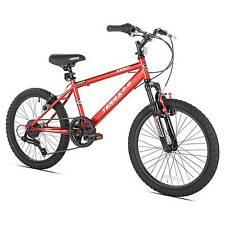 """Kids Kent Terra 2.0 - 20"""" Mountain Bike 7 Speed - Red"""