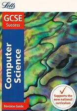 Letts GCSE Success Computer Science Revision Guide BRAND NEW BOOK Paperback 2016