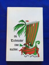 THE TECHNICOLOR TIME MACHINE - FIRST EDITION BY HARRY HARRISON