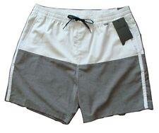 "Hurley Men's Shroud 2.0 17"" Volley Walk Shorts (XL, 2XL)"