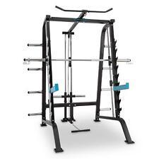 *B-WARE* Power Rack Kraftstation Squat Rack Multipresse Home Gym Latzug