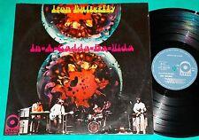 Iron Butterfly - In-A-Gadda-Da-Vida BRAZIL 1st press MONO LP 1969 ATCO