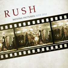 RUSH-Moving Pictures: Live 2011 [vinile LP] (LP NUOVO!) 4024572518776