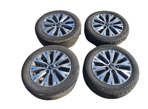 KIA CEED JD 2016 SET OF 4 ALLOY WHEELS 16'' WITH TYRES 205/55/16 52910-A2800