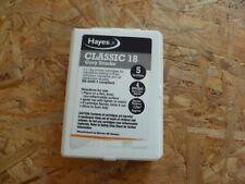 HAYES CLASSIC 18G GREY SMOKE PELLETS 5 PK