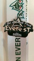 WDW Annual Passholder Exclusive Expedition EVEREST Sneak Peak Lanyard and Pin