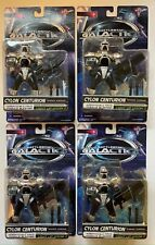 New listing Battlestar Galactica Cylon Centurion Lot of 4 Action Figures - Trendmasters 1996