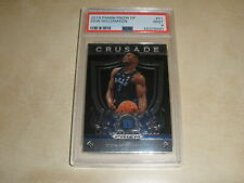2019-20 Panini Prizm Draft Crusade Rookie #51 Zion Williamson PSA 9 MINT