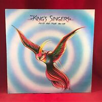 THE KING'S SINGERS Out Of The Blue 1974 UK  vinyl LP EXCELLENT CONDITION RECORD