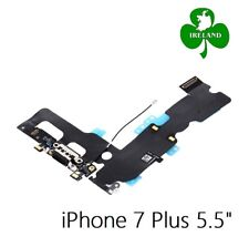 For iPhone 7 Plus Charging Port Flex USB Dock Lightning Connector Assembly Black