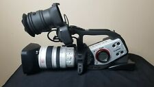 Canon Xl2 with Lens and Professional Bag with Accessories
