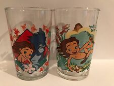 Disney's Tarzan Glasses x 2