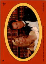 1989 Batman Movie Stickers #3 Vicki Vale and Bruce Wayne - NM-MT
