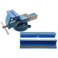 BGS 3046 Schraubstock-Schutzbacken Kunststoff Breite 125 mm 2-tlg. Schonbacken