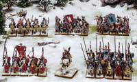GW Citadel 2003 Warhammer Kislev Army All Metal Singles Boyar Mordheim Empire