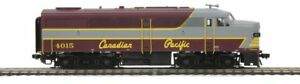 MTH 80-2207-1 Canadian Pacific Alco FA1 A Unit Diesel Engine ProtoSound HO Scale