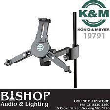 König & Meyer 19791 Tablet Holder Konig K&M - For Your Microphone Stand
