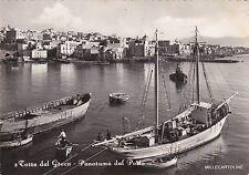 # TORRE DEL GRECO: PANORAMA DAL PORTO   1955