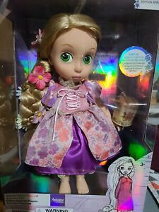 💕 Disney Store Rapunzel Light Up Animator Doll Special Edition New in Box 💕