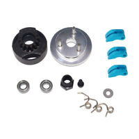 Clutch Bell Gear 14T Flywheel Assembly for HSP 1/8 RC Buggy Rally Racing Car