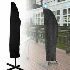 More details for parasol banana umbrella cover waterproof cantilever outdoor garden patio shield