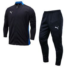 Puma ftblPlay Full-Zip Tracksuits Sets Training Suit Fleece Athletic 65681802